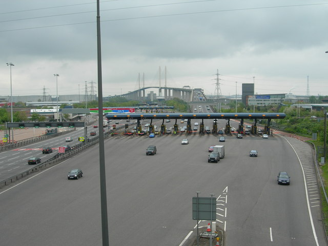 Dartford Crossing przejazd