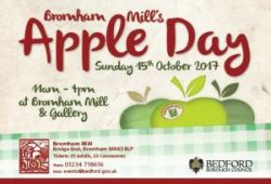 apple day bromham bedford 2017