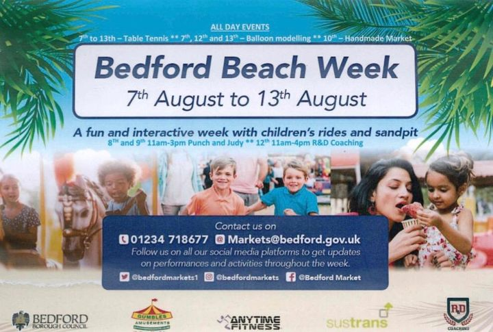 bedford beach week 2019