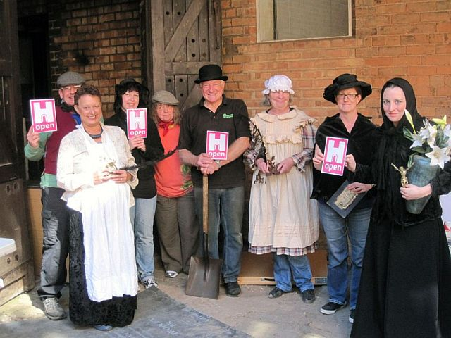heritage open days peterborough